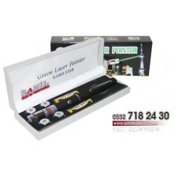 Green Laser Poınter Yeşil Lazer 5 Km