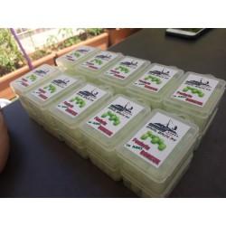 Fosforlu Boncuk 50 Adet Yeşil GLOW