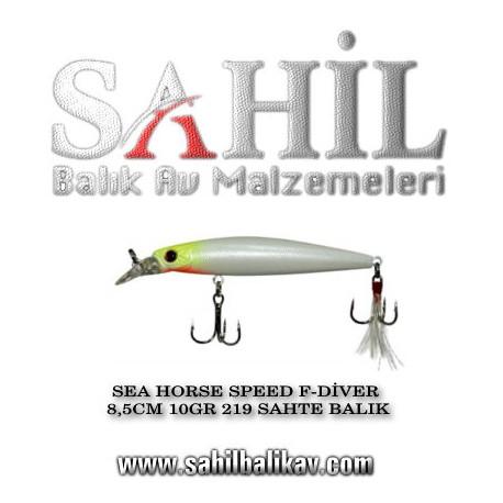 SEA HORSE  8,5CM 10GR 219 SAHTE BALIK