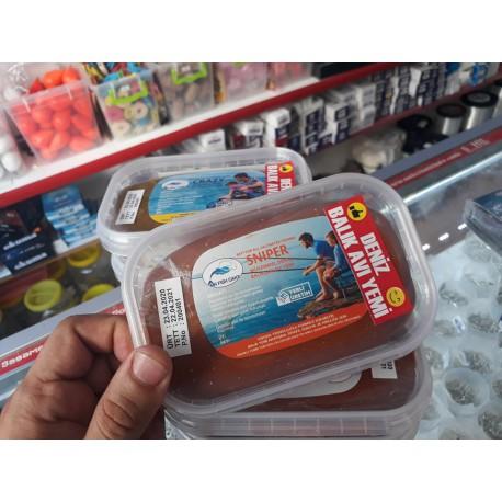 Mr Fish Cake Balık Hamuru