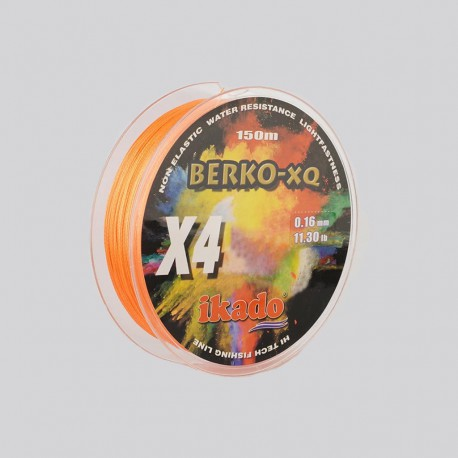 IKADO BERKO-XQ 4X 150MT iPek