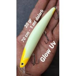 TORA Minnow 125F Maket Balık 12.5cm 20g Suni Yem