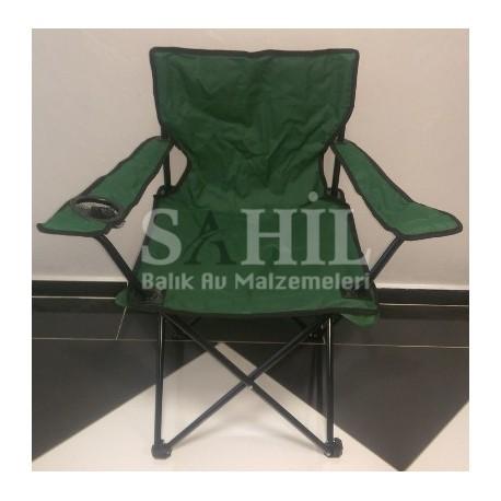 Kamp Sandalyesi Yeşil