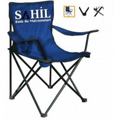 Kamp -Plaj ve Balıkçı Sandalyesi Renk -Mavi