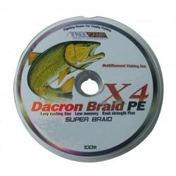 FreeCamp Dakron ip  Misina 0.18mm 100mt